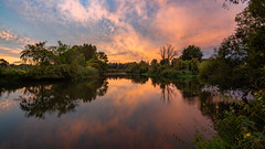 sunrise on the river regnitz (Andrelo2014) Tags: regnitz fluss river franken bayern nature natur sony ilce7m3 fe 24105mm f4 a7iii bavaria germany deutschland landschaft landscape sunrise sonnenaufgang