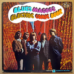 Blues Magoos - Electric Comic Book [1967] (renerox) Tags: bluesmagoos 60s sixties garagerock garage psychedelic lp lpcovers lpcover lps records recordsleeve