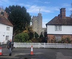 Chilham Square (RobW_) Tags: ritsa squre church chilham kent england tuesday 05nov2019 november 2019