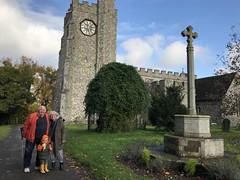 St. Mary's Church, Chilham (RobW_) Tags: robert ritsa calvin st marys church chilham kent england tuesday 05nov2019 november 2019