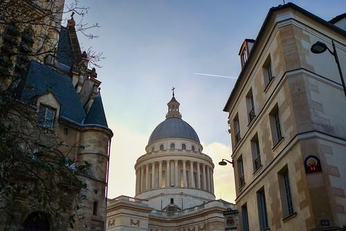 Le Panthéon. Paris.