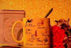 No sugar tonight... (jrmcmellen) Tags: mugs words smileonsaturday mugswithwords tea