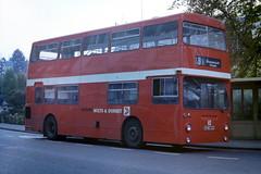 KUC964P - Bournemouth Square (_Southern Adventurer) Tags: kuc964p dms1964 daimler fleetline wiltsanddorset 1929