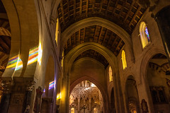 play of light (aga_bg) Tags: light colorful mezquita catedral cordoba spain sightseeng architecture