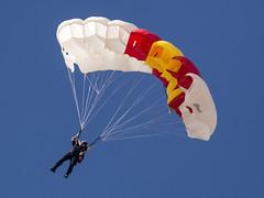 CFR5599 (Carlos F1) Tags: nikon aircraft airplane aeroplane avion aeronave festaalcel airshow festivalaereo festival planespotter spotting lleida lerida ild paracaidas paracaidismo parachute skydiving parachuting alguaire spain
