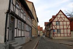 Quedlinburg (Schwanzus_Longus) Tags: quedlinburg german germany old classic vintage historic house building