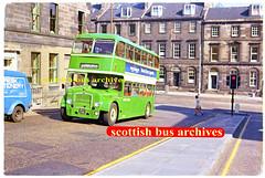 EASTERN SCOTTISH AA8 GCS248 (SCOTTISH BUS ARCHIVES) Tags: gcs248 aa8 easternscottish westernsmt bristollodekka ecw b1162 scottishbusgroup