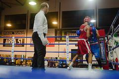 46190 - Uppercut (Diego Rosato) Tags: boxe boxing pugilato boxelatina nikon d700 tamron 2470mm rawtherapee ring match incontro arbitro referre pugno punch uppercut montanta