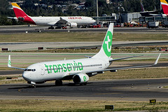 F-HTVK | Transavia France | Boeing B737-84P(WL) | CN 35274 | Built 2008 | MAD/LEMD 25/09/2019 | ex B-KBQ, B-5765 (Mick Planespotter) Tags: aircraft airport 2019 adolfosuárez barajas madrid madridbarajas nik sharpenerpro3 b737 b738 spotter jet aviation avgeek plane planespotter airplane aeroplane fhtvk transavia france boeing b73784pwl 35274 2008 mad lemd 25092019 bkbq b5765