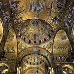 15 Мозаики Сан Марко Венеция.общий вид