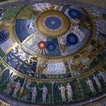 18б Сотворение мира. Мозаики Сан Марко
