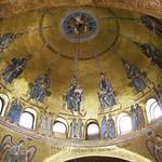 18 Пятидесятница. Мозаика купола центрального нефа Сапн-Марко