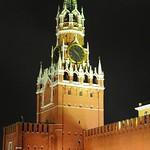 47 Спасская башня Московского Кремля