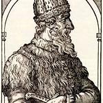 41 Иван III Великий князь Московский 1462-1505 Гравюра 1584 г