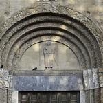37в Собор Сан-Микеле Маджоре, 1155. Архивольты зап. портала. Павия, Италия