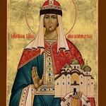 57 св. блгв. Анна Новгородская, княгина Ирина-Ингигерда.