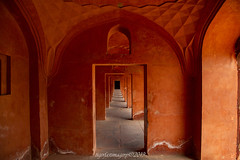 Endless (Ross Forsyth - tigerfastimagery) Tags: india tajmahal wonderoftheworld aggra architecture corridor endless 2019