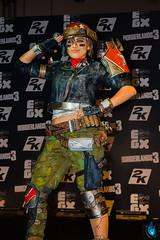 Moze (Ibrahim D Photography) Tags: moze moserahhayussinianyanlunalamirandreyevna borderlands3 borderlands gunnerclass videogamecharacter cosplay cosplaygirls cosplayer videogamecosplay egx egx2019