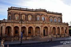 Noto (SR), Palazzo Ducezio - Municipio (1760/1830) (guidoa58) Tags: guidoa58 viaggio sicilia trinacria barocco unesco valdinoto edificio architettura comune