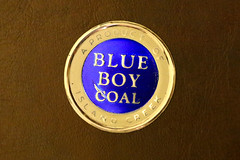 Island Creek Blue Boy Coal (fregettat) Tags: coal coaladvertising coalmining coalsales scattertag kenallencollection