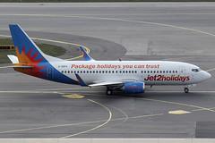 Jet 2 Holidays Boeing 737-36N G-GDFK (c/n 28572) (Manfred Saitz) Tags: vienna airport schwechat vie loww flughafen wien jet2 holidays boeing 737300 733 b733 ggdfj greg