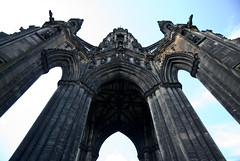Photo of Monumento a Walter Scott