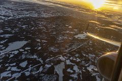 Just took off (Chickenhawk72) Tags: takeoff oslo gardermoen aiirport boeing 737 sas flight sk336 trondheim norway sunrise sky cloud snow december 2019 window seat aircraft plane passenger