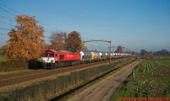 DE6301_Heukelom_041219 (florisdeleeuw) Tags: 49524 de6301 evs gatx uacns geel crossrail g