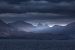 Last ray (JD Photographie.) Tags: isleofskye isle skye scotland water loch ray last evening