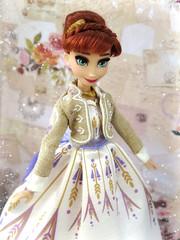 Hasbro's Anna deluxe doll (Titania1989) Tags: hasbro frozen doll anna disney frozen2