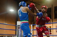 46181 - Cross (Diego Rosato) Tags: boxe boxing pugilato boxelatina nikon d700 tamron 2470mm rawtherapee ring match incontro pugno punch cross diretto