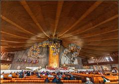Santuario Nuestra Señora de Guadalupe (Totugj) Tags: santuario nuestra señora de guadalupe ciudad mexico nikon d7500 sigma 816mm iglesia igreja interior église church chiesa templo