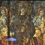 03 Богородица с ангелами. Энкаустическая икона, V-VIII в. ц.С-Мария ин Трастевере, Рим