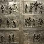 32а Бронзовые врата Епископа Бернварда, Фрагмент