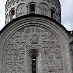 35a Дмитровский собор. Рельефы на южном фасаде