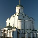 40 Княгинин монастырь во Владимире, основанный Марией Шварновной, женой Всеволода Большое гнездо.