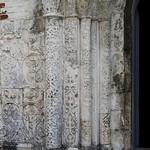 38а Фрагмент портала Георгиевского собора в Юрьеве-Польском