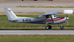 Cessna 152 D-EFUI Flugschule Aero-Beta (William Musculus) Tags: aviation william musculus spotting airport airplane plane cessna 152 defui flugschule aerobeta stuttgart str edds c152