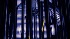 web-Cage (drslammy) Tags: macro abstract light lightbulb
