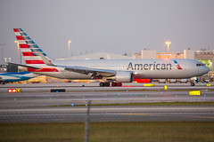 2019_12 KMIA Stock-119 (jplphoto2) Tags: 767 767300 americanairlines americanairlines767300 boeing767 jdlmultimedia jeremydwyerlindgren kmia mia miamiinternationalairport n396an aircraft airline airplane airport aviation