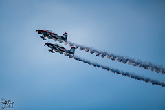 2019.10.27.5799 Air Show (Brunswick Forge) Tags: 2019 florida grouped day cloudy air sky clear airshow autumn nikond750 nikkor200500mm fx aviation jacksonville jacksonvillebeach jaxbeaches planes airplanes outdoor outdoors