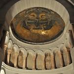 11 Абсида оратория Теодульфа в Жерминьи-де-Пре, Франция, нач. IXв Византийский мастер периода иконоборчества