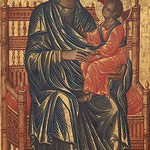 20d Итало-Византийский мастер. Пантонасса, XIII в