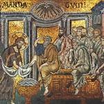 26в  Византийские мозаики собора Богородицы в Монареале. Омовение ног. 1183-1189