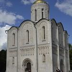 34 Дмитровский собор во Владимире, 1194-97