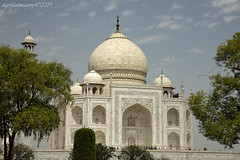 The Taj (Ross Forsyth - tigerfastimagery) Tags: india tajmahal wonderoftheworld architecture corridor endless 2019 agra