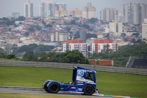 06/12/19 - Sexta-feira de treinos livres da Copa Truck em Interlagos - Fotos: Duda Bairros e Vanderley Soares