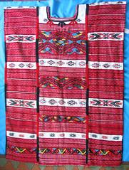 Oaxaca Huipil Mexico Chinantec Usila Textiles (Teyacapan) Tags: usila huipil oaxacan mexican textiles ropa chinantec clothing weavings