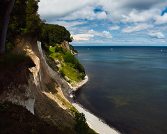 Kreideküste (Naturportal) Tags: panasonic dmcgx8 olympus m1240mm f28 rügen kreideküste jasmund mecklenburgvorpommern landschaft landscape meer sea ostsee