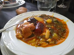 Un poco de todo (Micheo) Tags: restaurantecasamigio urbies jornadasgastronomicasdelpotedelturón